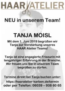 Tanja Moisl - Haaratelier Karben